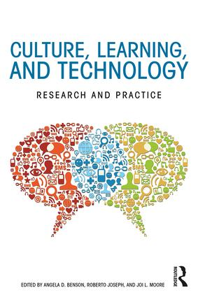 Culture, Learning and Technology Book Cover